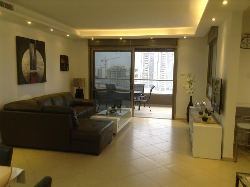 très bel appartement marina, holiday rental in Ashdod