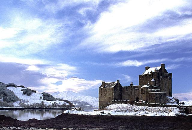 Discover local history in nearby Eilean Donan Castle (20 mins drive)