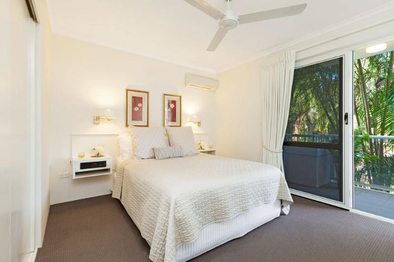 Master Bedroom to Balcony