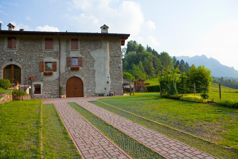 Cottage Casa Felice, holiday rental in Province of Bergamo