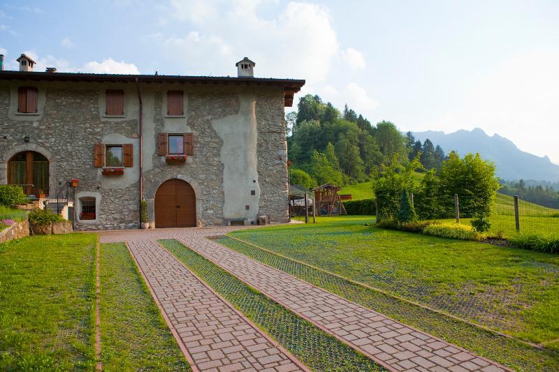 Cottage Casa Felice, alquiler vacacional en Province of Bergamo