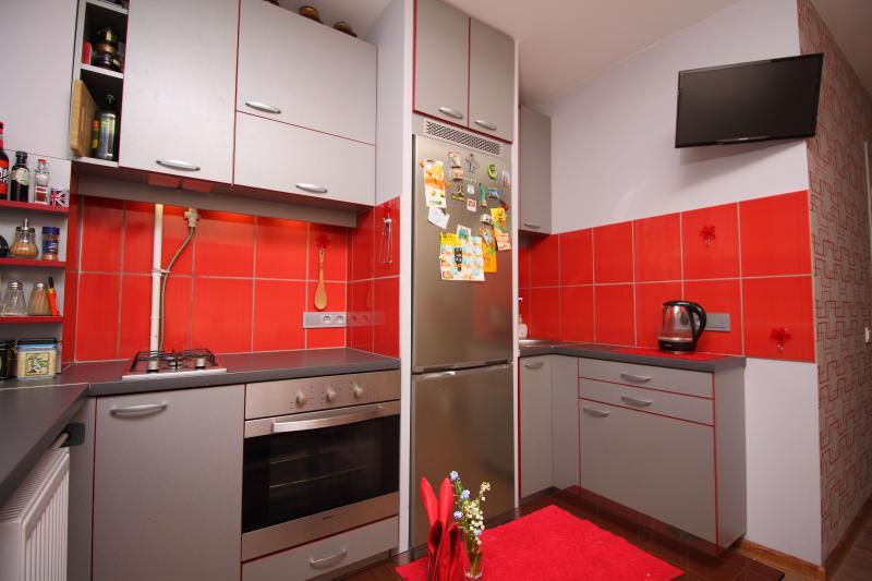 Giedres Sunny apartment, alquiler vacacional en Condado de Kaunas