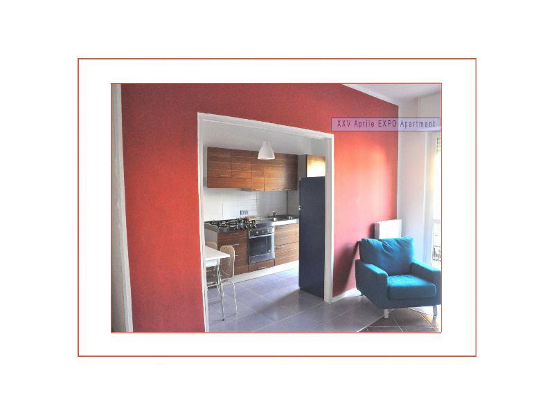 Appartamento BELLO, ECONOMICO E CONFORTEVOLE, vakantiewoning in Paderno Dugnano