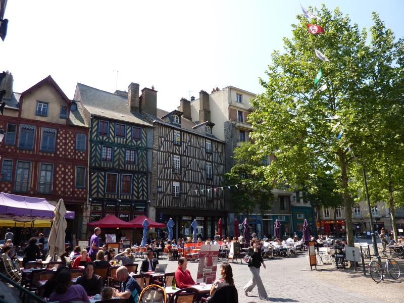 Rennes - Capital of Brittany, cosmopolitan City with so much to do