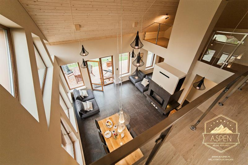 ASPEN Deluxe Residence: Mountain and Lake View, location de vacances à Ustron