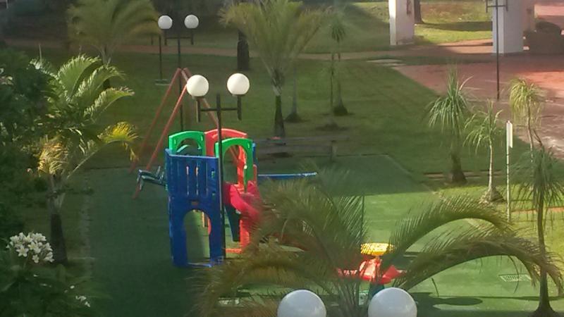 Área infantil do Premier