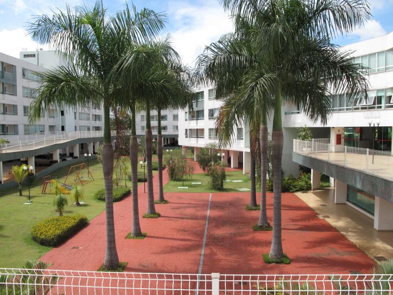 Área interna do Premier Residence