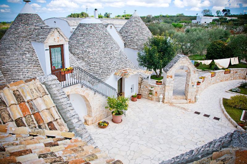 Cummersa Gardenia con piscina | B&B Fascino Antico, vacation rental in Alberobello