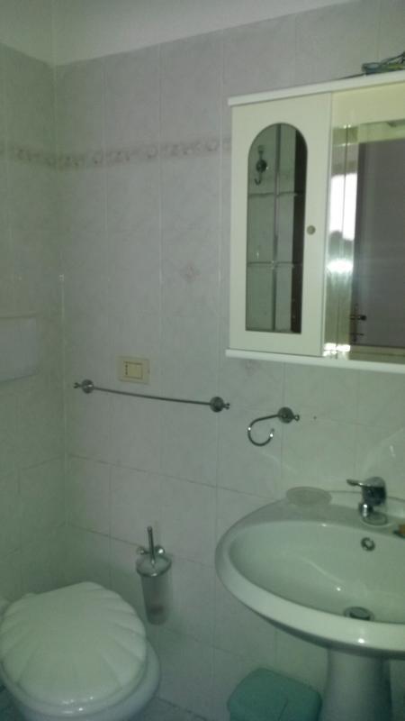 bagno con doccia a piano terra