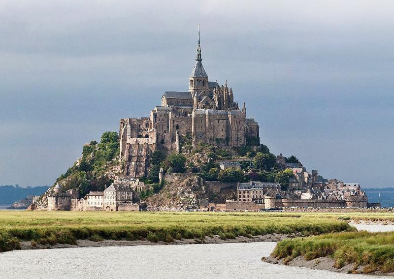 Le Mont Saint Michel - Stunning World Heritage Site