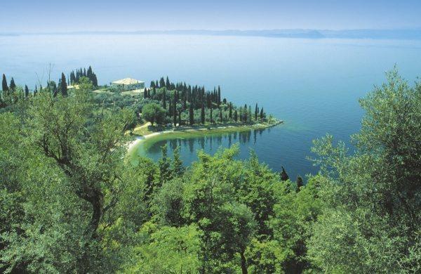 Punta San Vigilio (0,8 km) - Bar, restaurant and beach Baia delle Sirene ( path down hill)