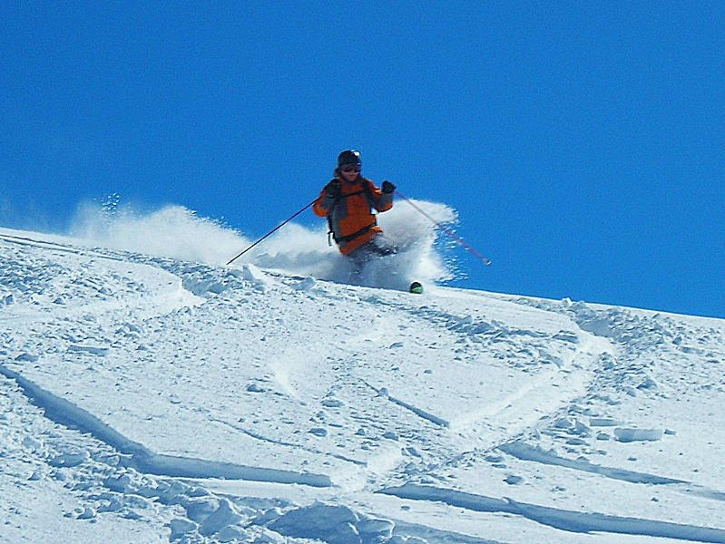 Plenty of top quality skiing in the winter December to April