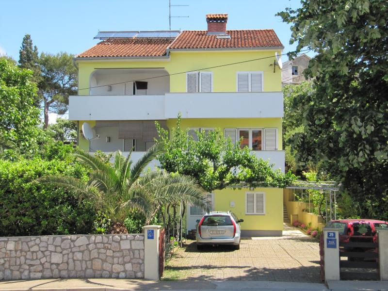 Seaview Apartment Vista for 2-4 people, holiday rental in Mali Losinj