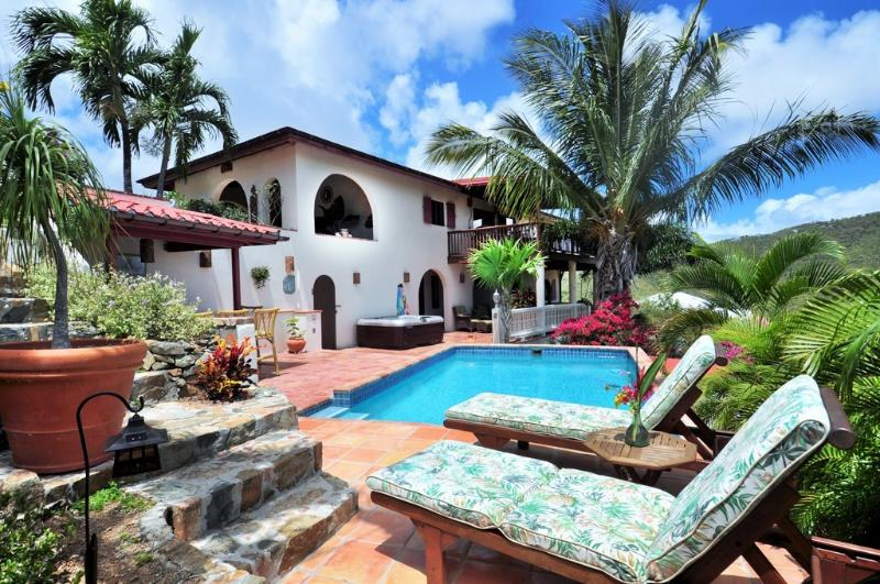 St. John Villa Rental with pool, Coral Bay, vacation rental in Belmont