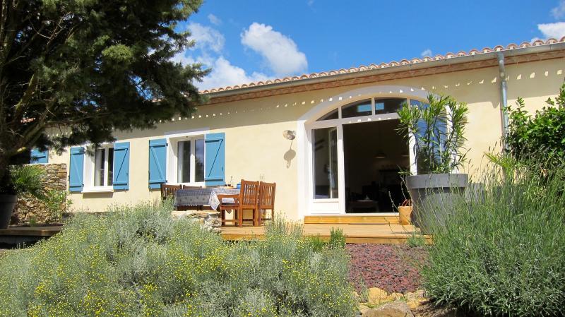 Gîte Corbières - Your holiday house near Carcassonne for four