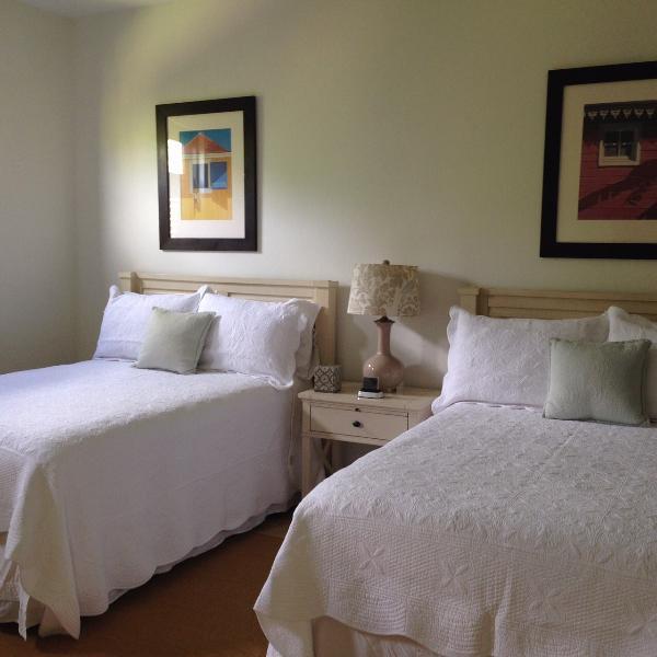 Five Spacious Bedrooms