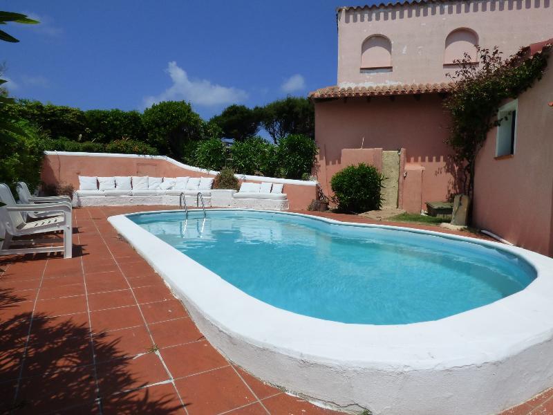 Villa Paradiso Air-con, vacation rental in Stintino