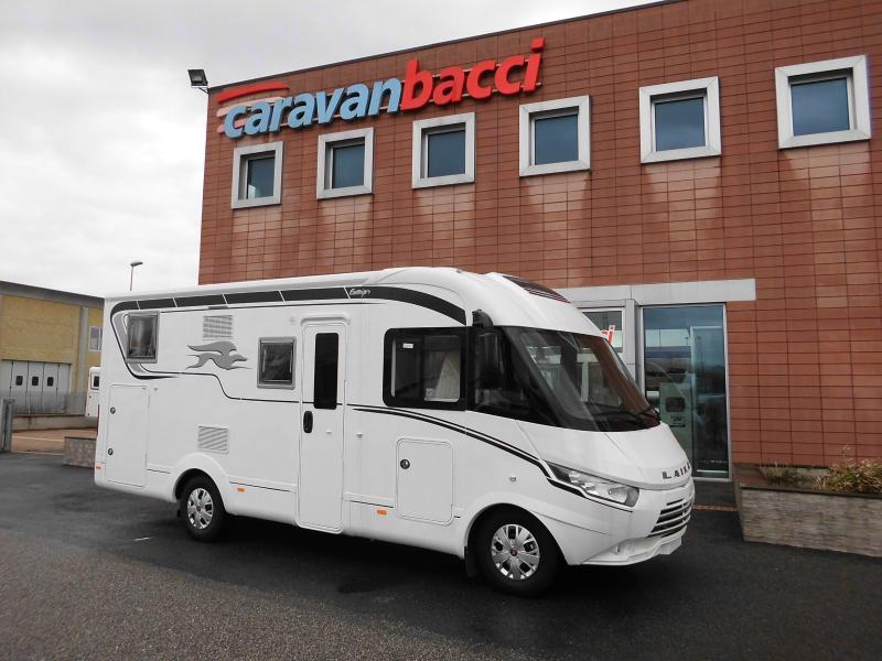 Caravanbacci Srl, vacation rental in La Capannina