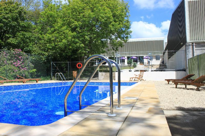 free to use outdoor heated pool