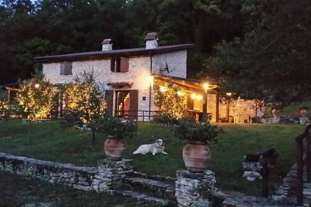 Il Casale di Valle Numa - Rome countryside, vacation rental in Province of Rieti