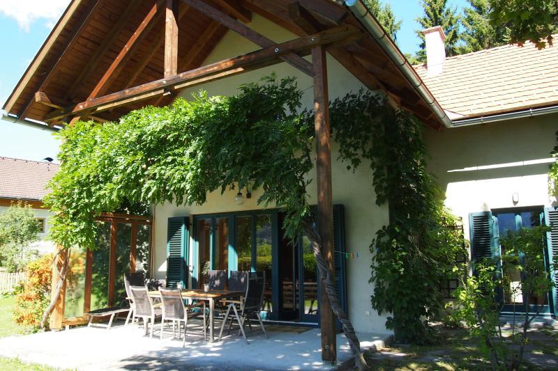 Romantic house in Alps, alquiler vacacional en Sonnenalpe Nassfeld