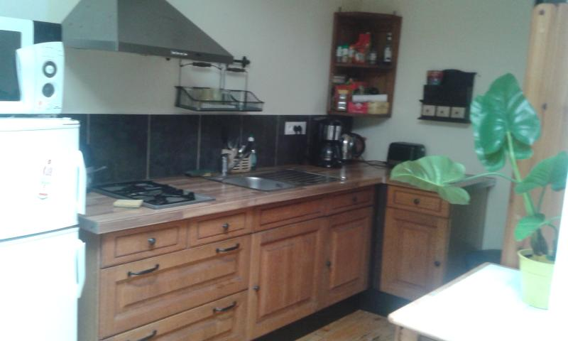 GITE F2, holiday rental in Poussan