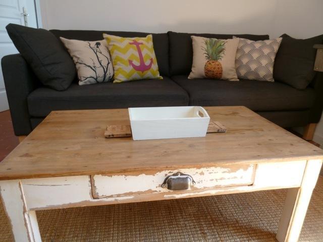 Appartamento 3, divano letto