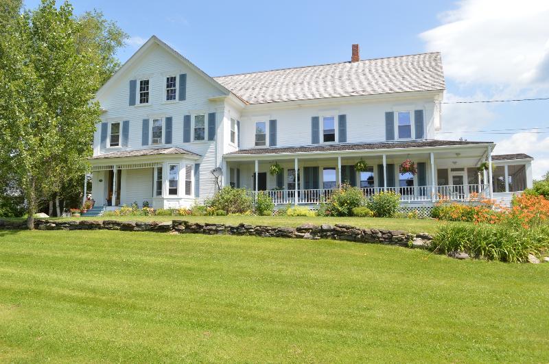 Sommerzeit in Vermont ist voller Möglichkeiten für outdoor-Aktivitäten.