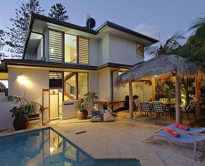CLARKES  |  Byron Bay Beach Houses