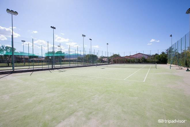 Sporturlaub? Tennis, fünf-Fußball, Tischtennis, Sport... Es gibt auch das Golf bei Puntaldia