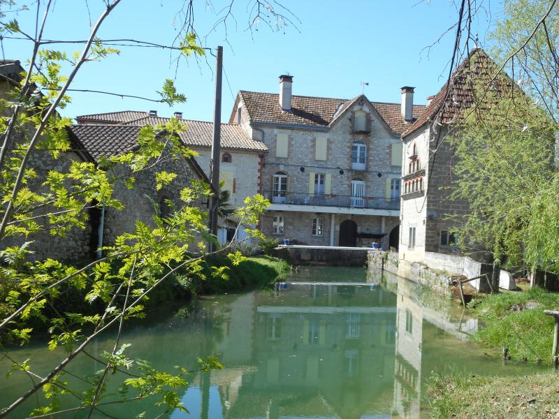 Le Moulin de Salazar, vacation rental in Lauzerte