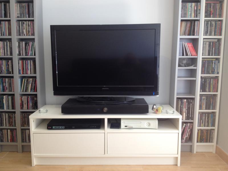 TV, Wifi, BlueRay, Xbox360...