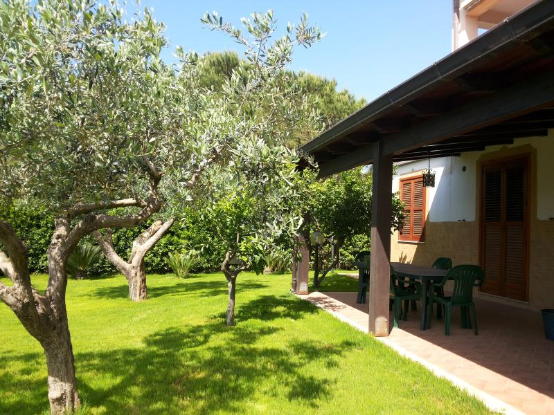 IL GIARDINO DI CHIARA, vacation rental in Mazara del Vallo