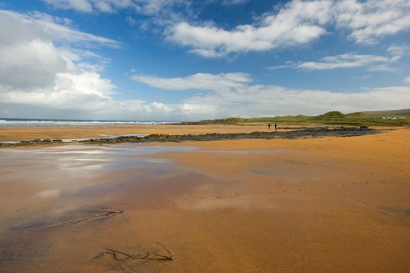 Fanore Beach just a 5-minute drive away (get away from it all)