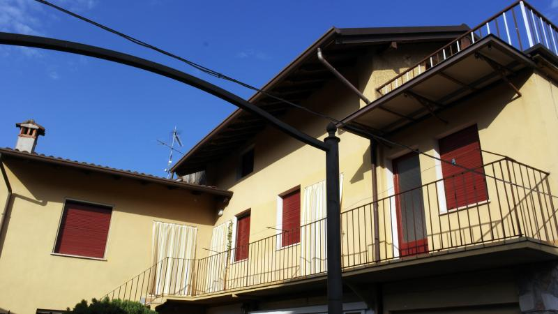 External view of the apartment