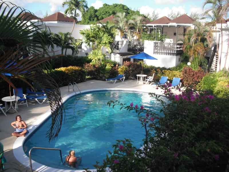 Barbados, South coast, Rockley Country Club, casa vacanza a Rockley