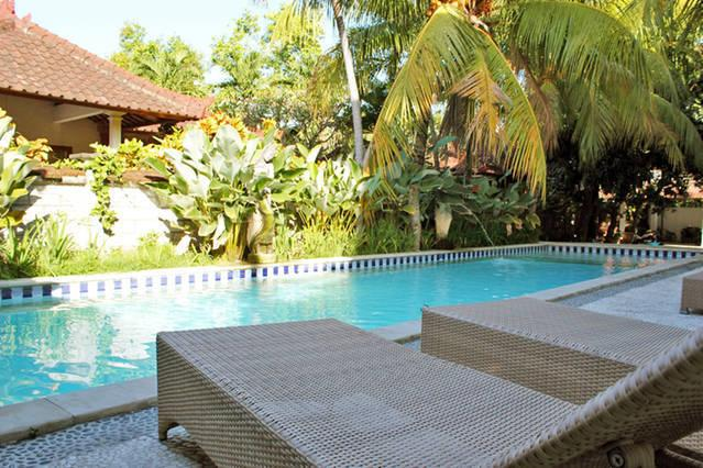 Large Shared Swimming Pool in the complex, 10 meters from the villa