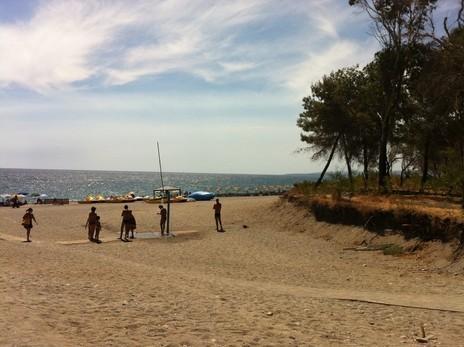 plage marina di cottone