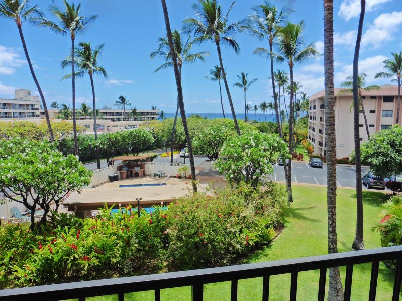 'Kihei Akahi D-211: Ocean View, Opposite Kamaole Beach, Remodeled', holiday rental in Kihei
