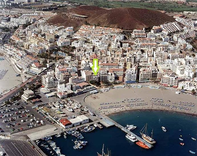 Marina View, holiday rental in Los Cristianos