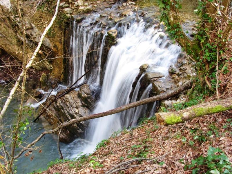The falls at Farma river