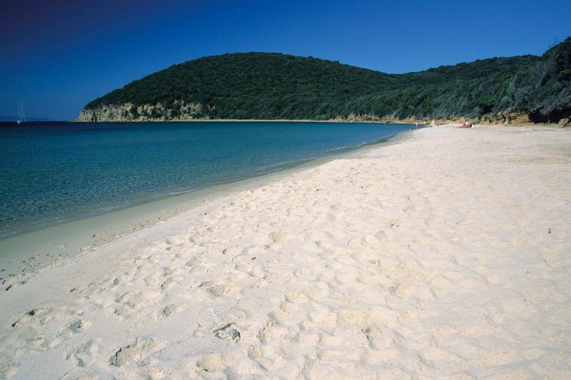 Cala Violina, one of the most beautiful beaches in the world