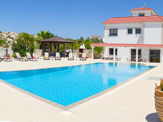 Grand Villa Alexander, holiday rental in Protaras