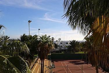 Views of the Fariones Sports Center