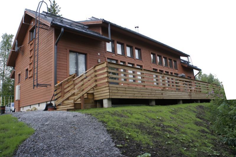 Findomik Cottages B6, vacation rental in Lievestuore