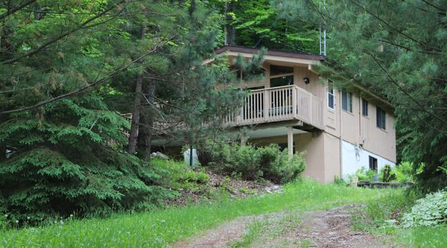 Ski Chalet In the Heart of Haliburton County, alquiler de vacaciones en Highlands East