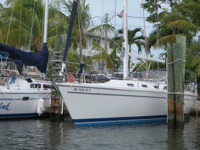 42 ft Catalina  Sailing Yacht, vacation rental in Tavernier