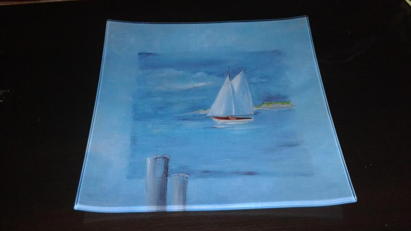 Art work / relax & sail on in