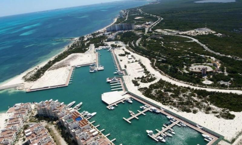 La Amada Residentes and Marina air view 2