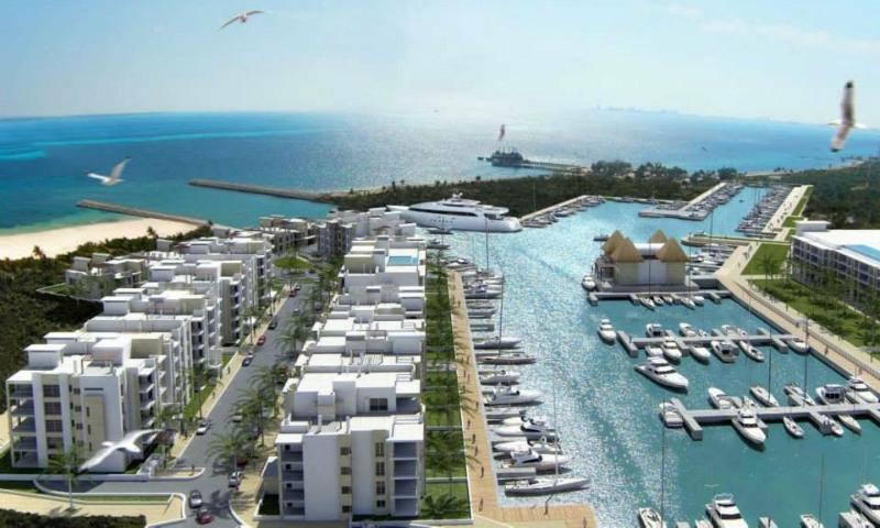La Amada Residentes and Marina air view 3